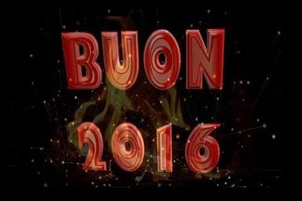 Frasi Auguri Capodanno 2017 sms, video B