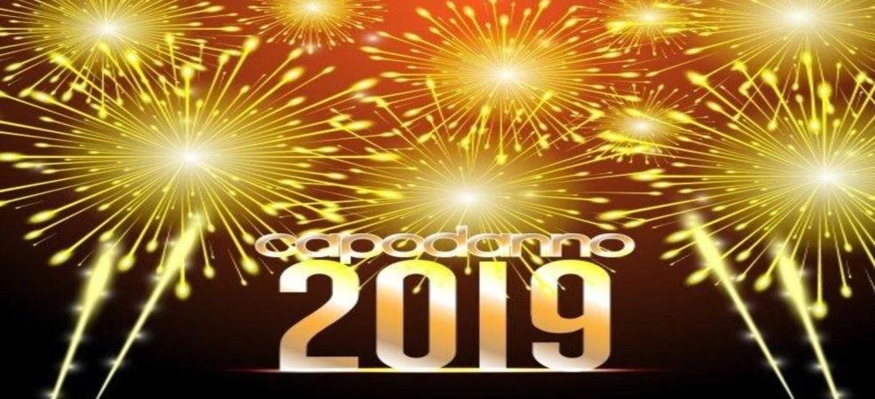 Immagini di auguri di Capodanno 2019: si