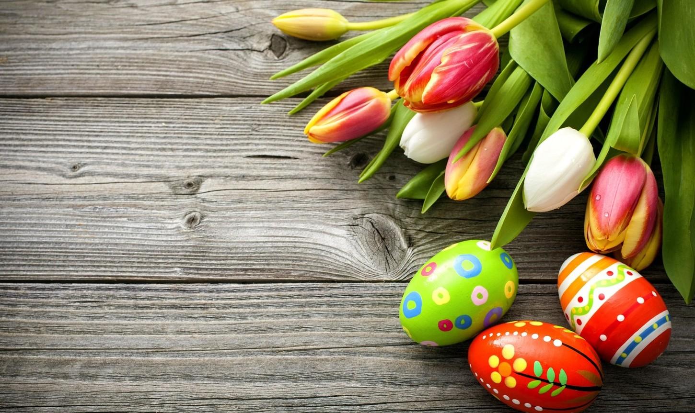 Auguri di Pasqua Serena e Felice con fra