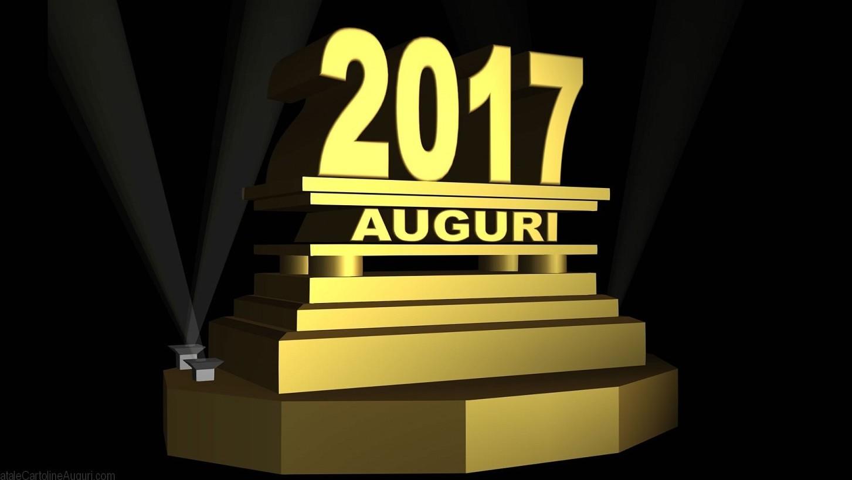 Auguri Buon Anno 2017 e Capodanno: frasi
