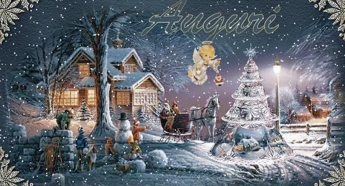 Frasi Auguri di Natale e Buone Feste: 10