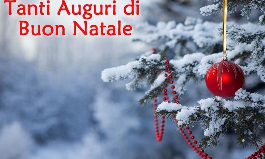 Immagini Gratis Di Buon Natale.Frasi Video Immagini Auguri Di Natale E Buone Feste Tra