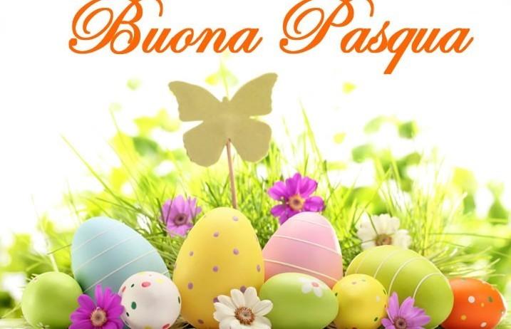 Auguri di Pasqua 10 frase gioia, serenit
