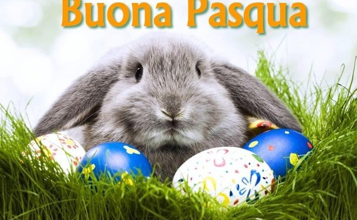 Auguri di Pasqua Felice e Serena, di pac