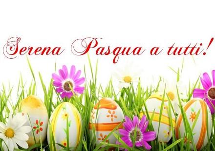 Auguri di Pasqua frasi, messaggi, sms, b