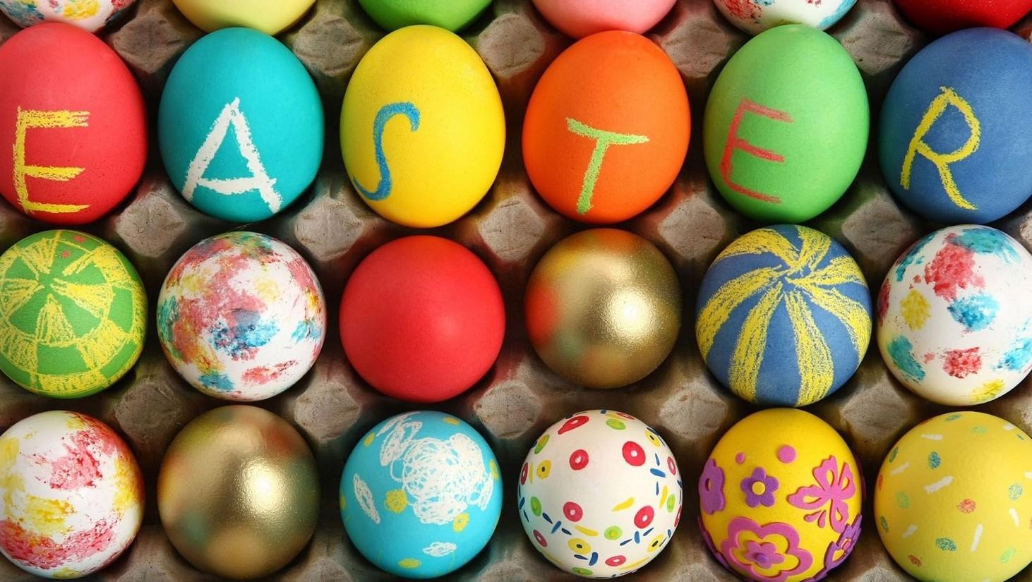 Auguri di Pasqua più belli di pace, amor