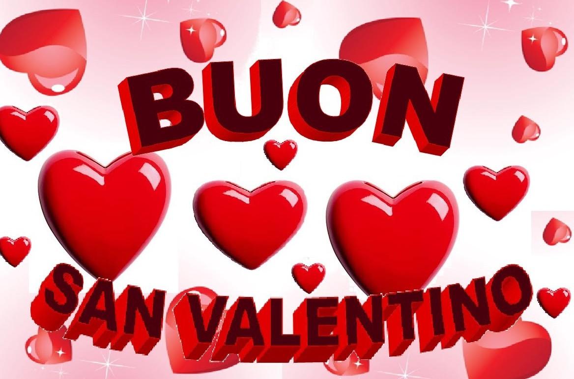 Auguri di San Valentino: frasi, cartolin