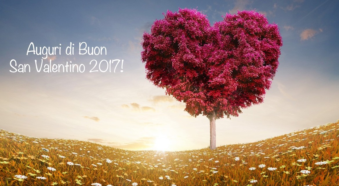 Auguri San Valentino: 15 frasi romantici