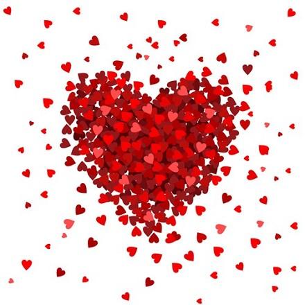Frasi Auguri San Valentino 2017, messagg