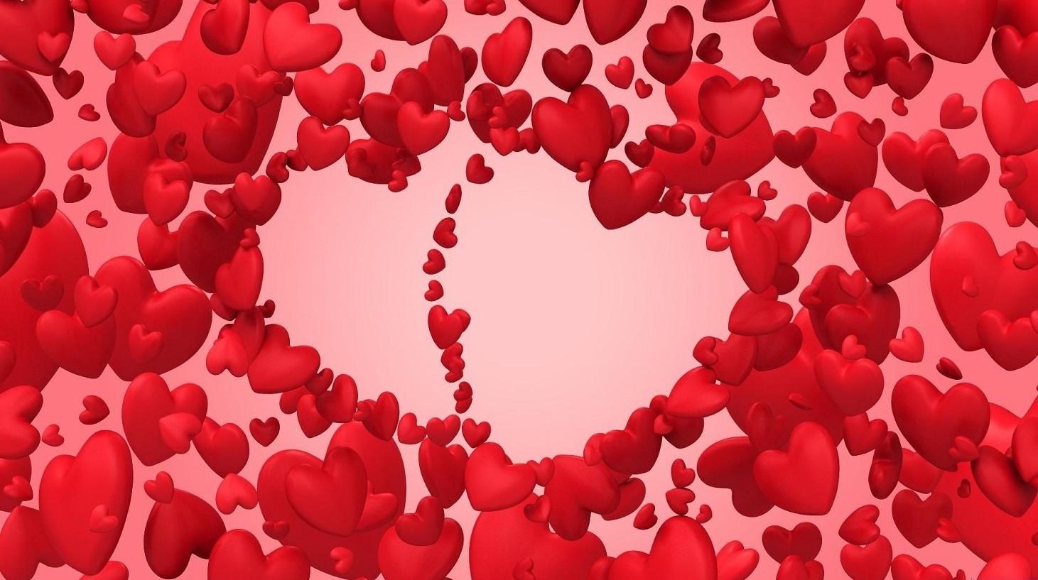 Auguri San Valentino: frasi, biglietti,