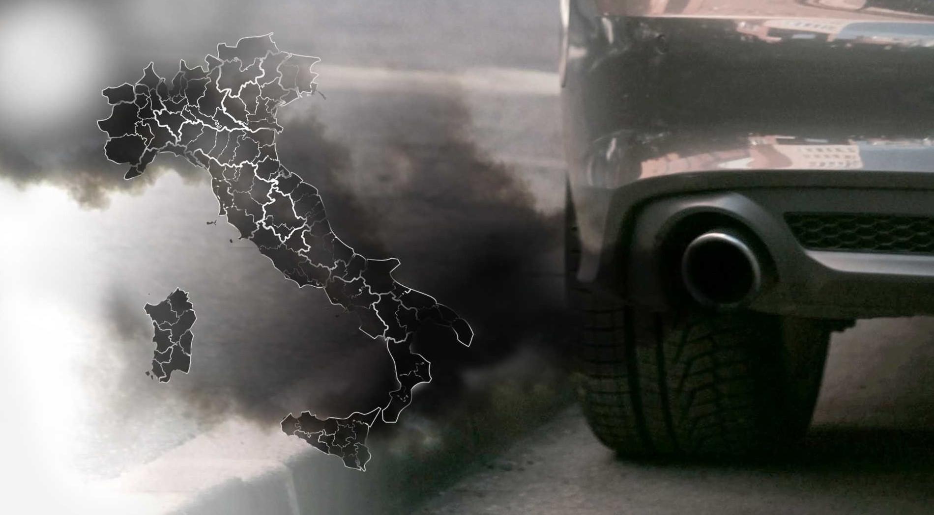 Nuova tassa sulle auto diesel, aumento g