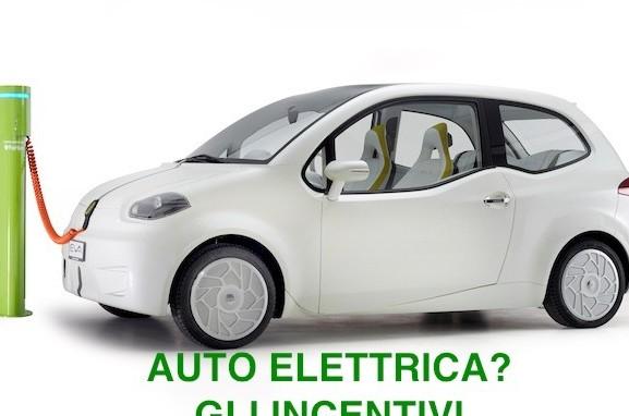 Auto elettrica, con incentivi un terzo l