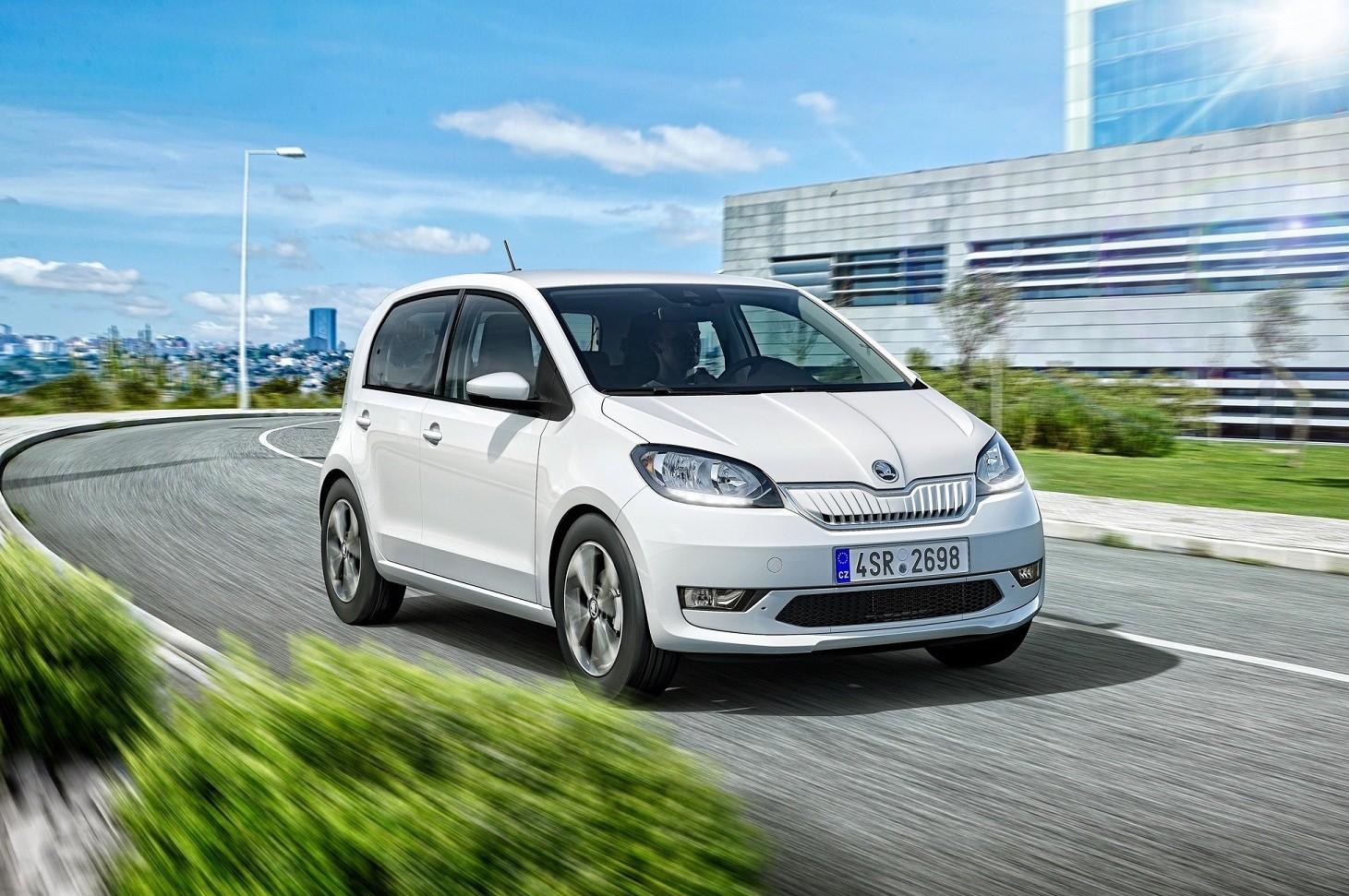 Auto elettrica sotto i 20.000 euro in ve