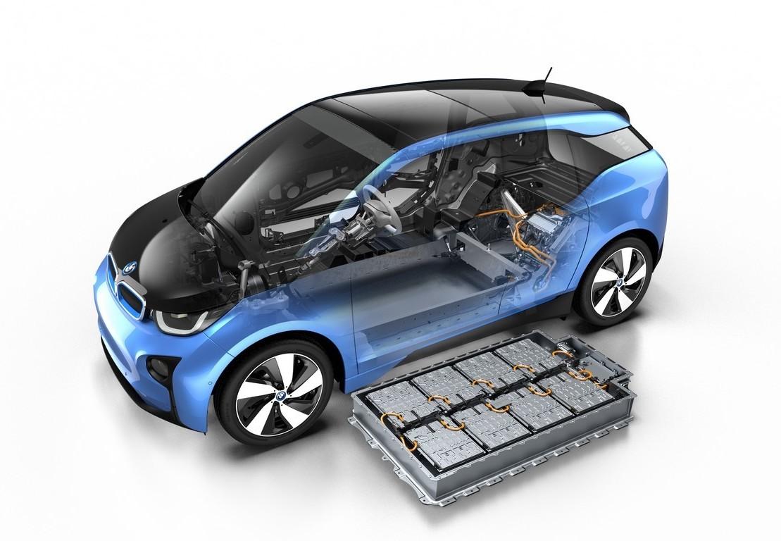 Auto elettriche con pila mai vista. E fi