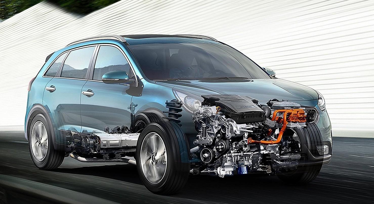 Auto ibride nuove tra i 10mila-20mila eu
