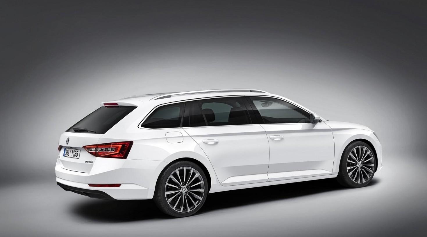 Auto ibride Skoda 2019. I modelli in arr