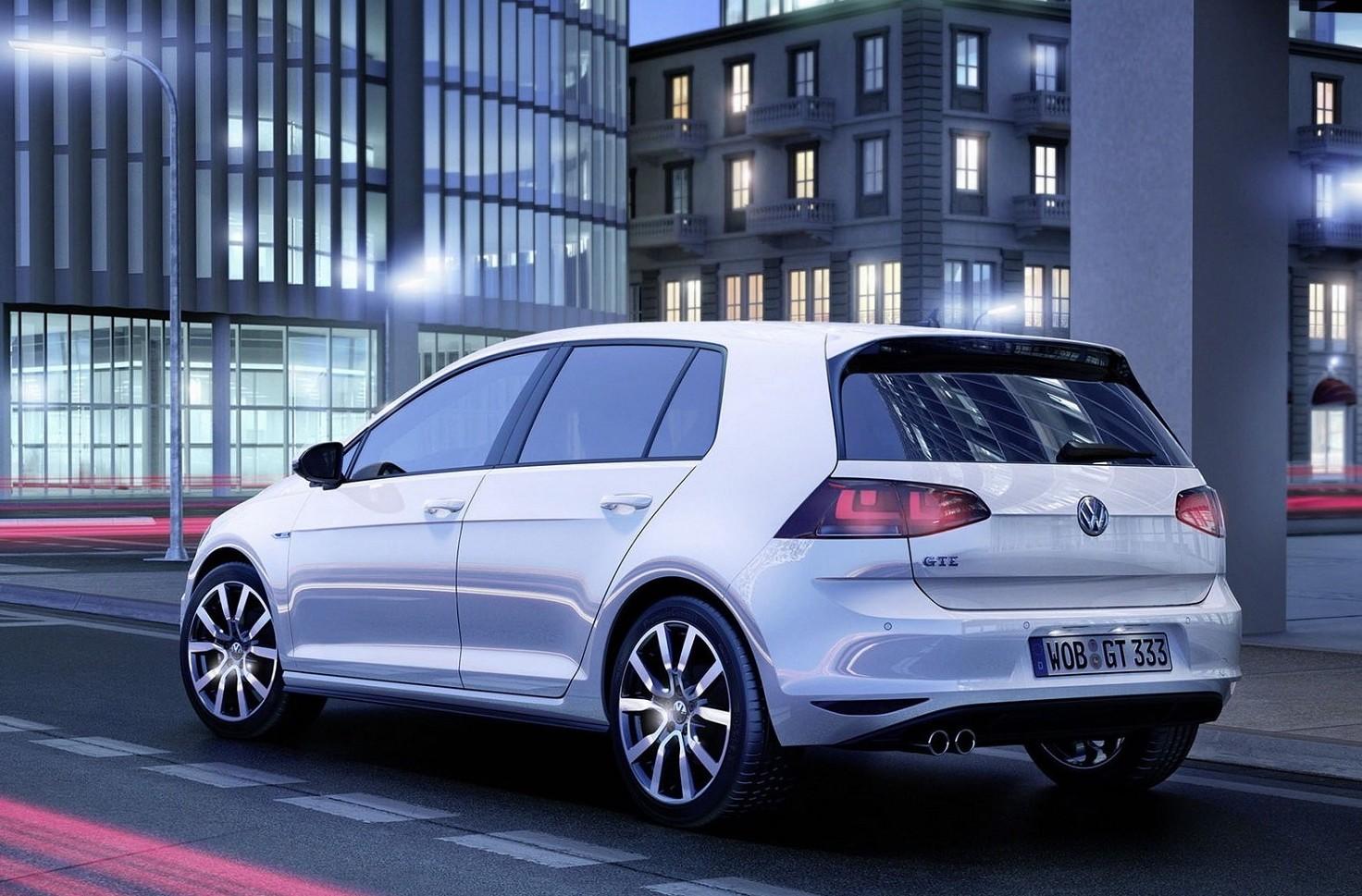 Auto ibride Volkswagen 2019 nuove in arr