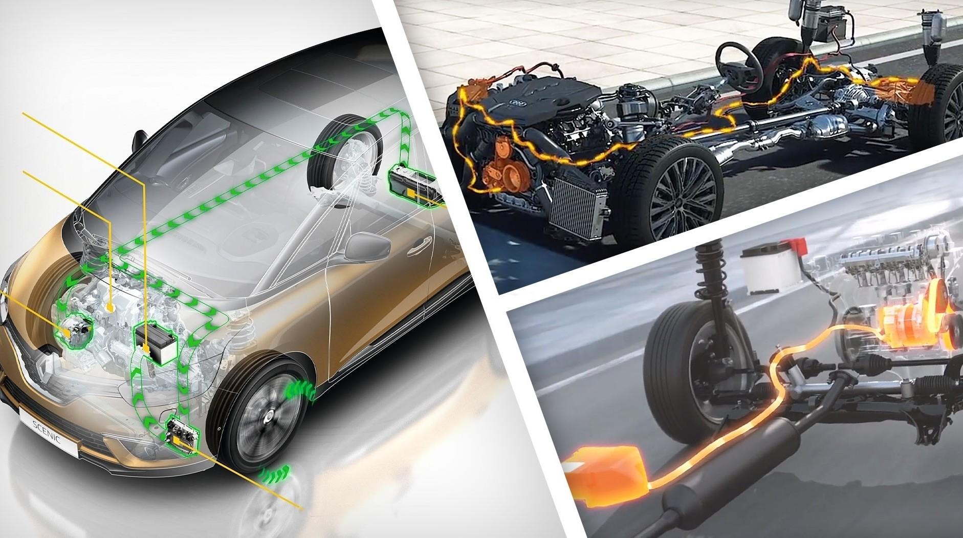 Auto Mild Hybrid che cos'è e come funzio
