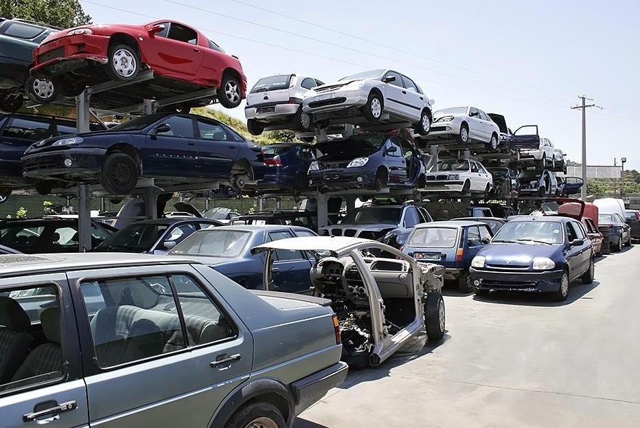 Auto rottamate 2017: boom per Panda, Pun