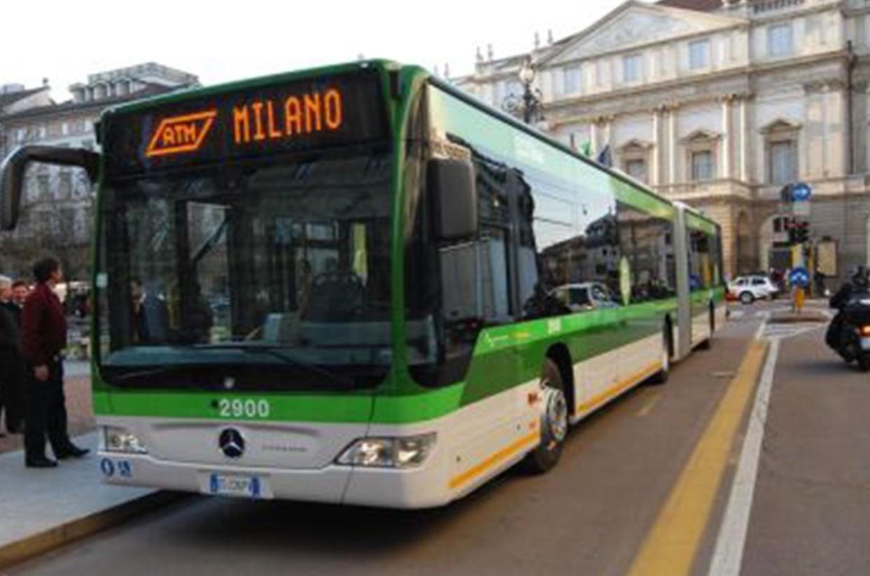 Autobus elettrici Atm nel 2020: la svolt