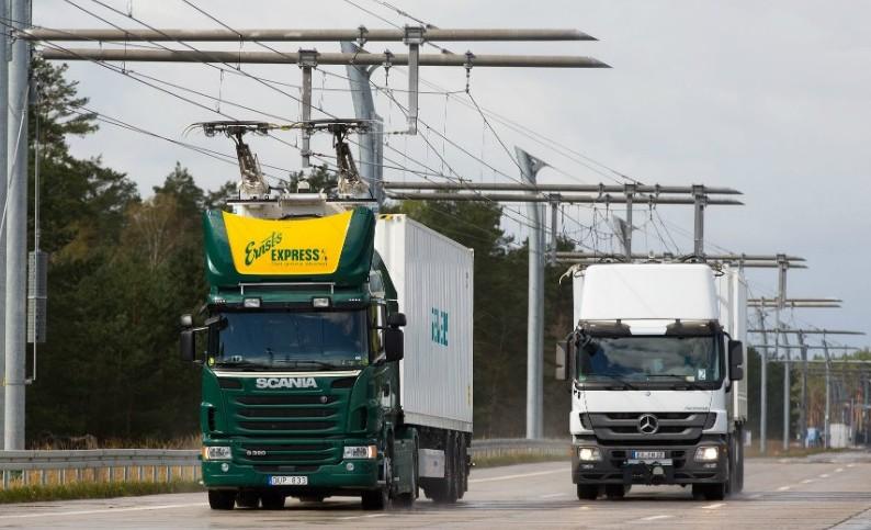 Autostrade elettrificate arrivano in Ger