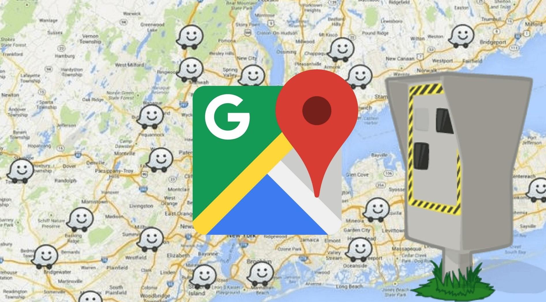 Autovelox dove sono, posizioni su Google