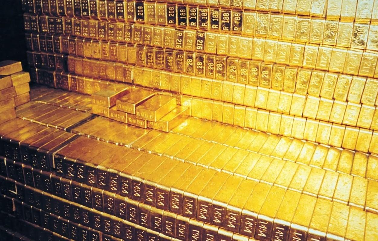 Bankitalia, riserve d'oro non si possono
