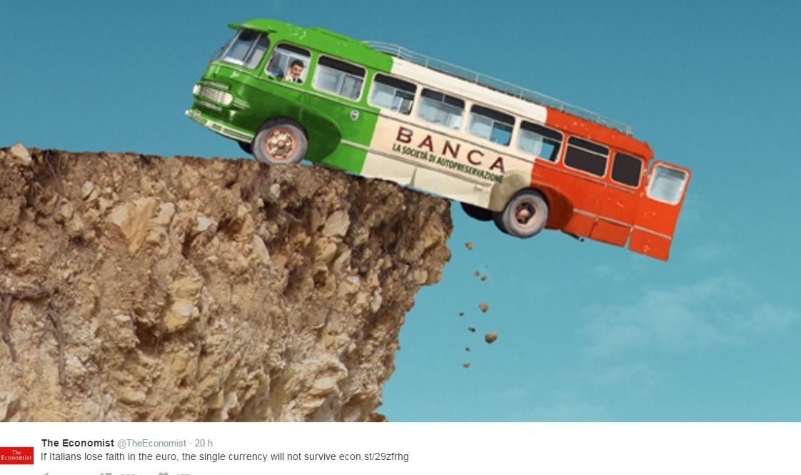 Banche a rischio fallimento, bail in cos