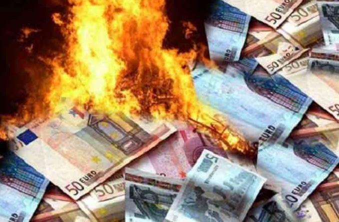 Banche UE a rischio: titoli tossici in t