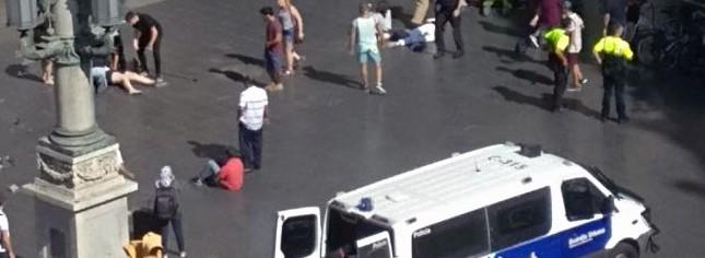 Barcellona: attentato terroristico Rambl
