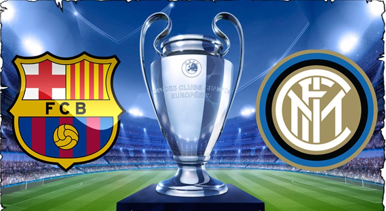 Barcellona Inter streaming gratis online