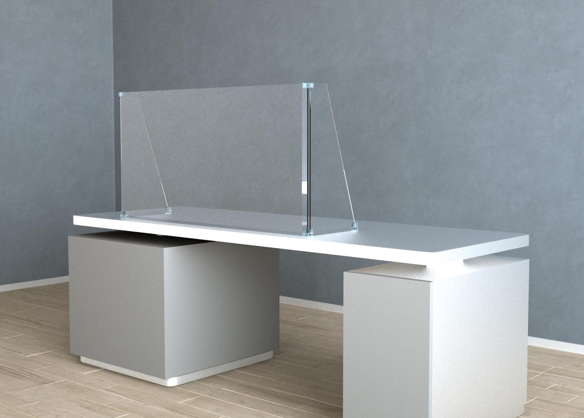 Barriere di plexiglass per negozi e uffici. Prezzi medi e ...