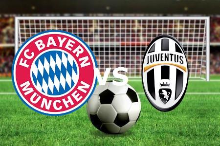 Bayern Monaco Juventus streaming gratis
