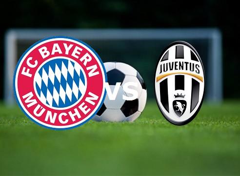 Bayern Monaco Juventus streaming live di