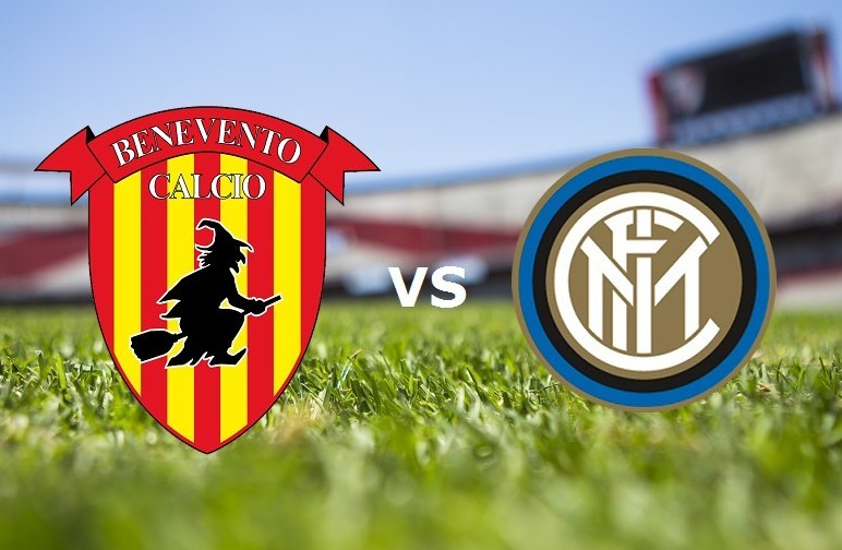 Benevento Inter streaming live gratis. V