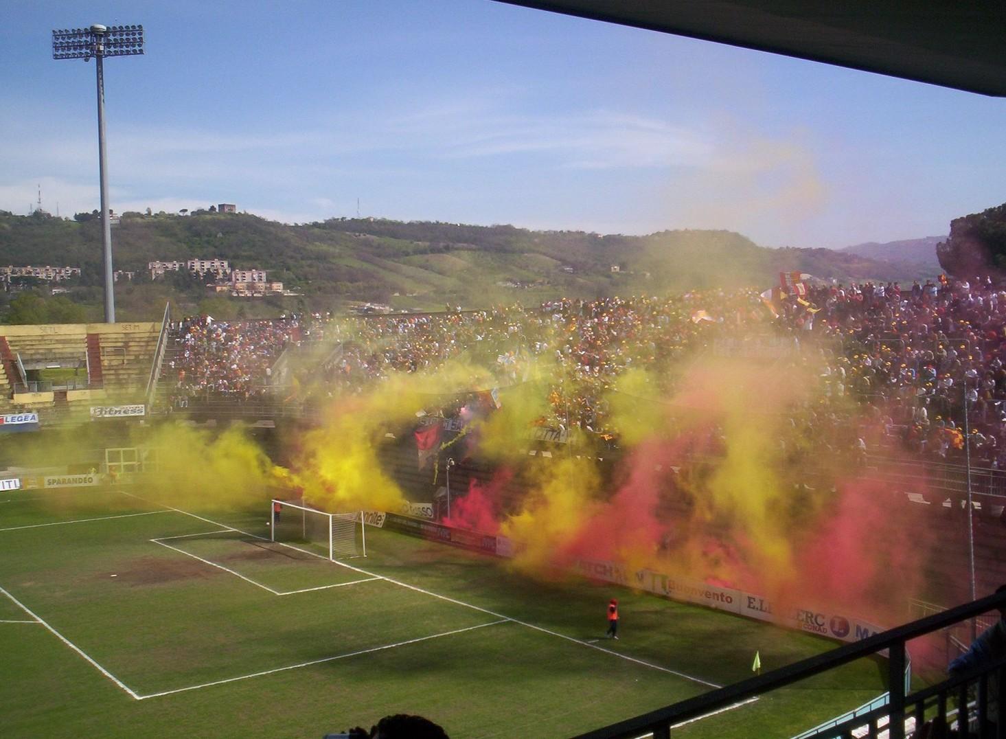 Benevento Napoli streaming per vedere po