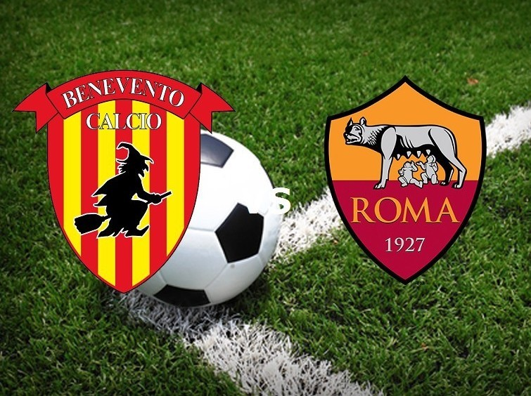 Benevento Roma streaming gratis live. Ve