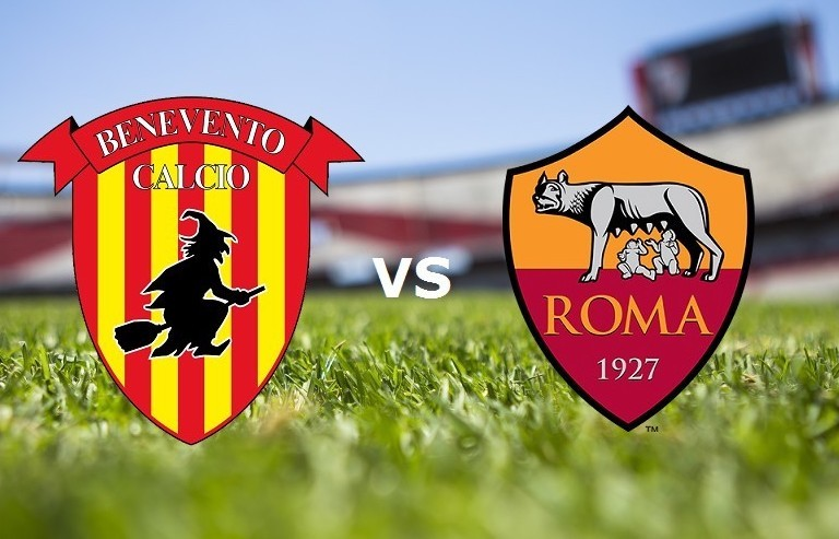 Benevento Roma streaming gratis diretta