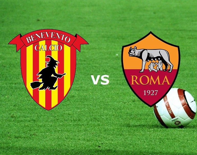 Benevento Roma streaming senza abbonamen