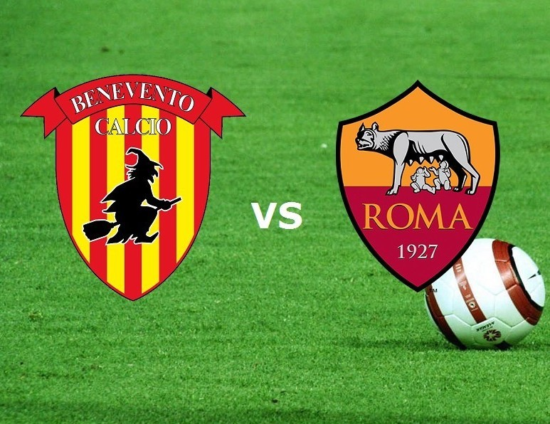 Benevento Roma streaming live gratis dir