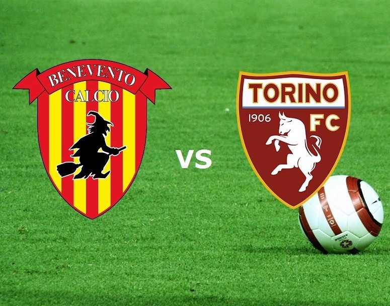 Benevento Torino streaming gratis live.