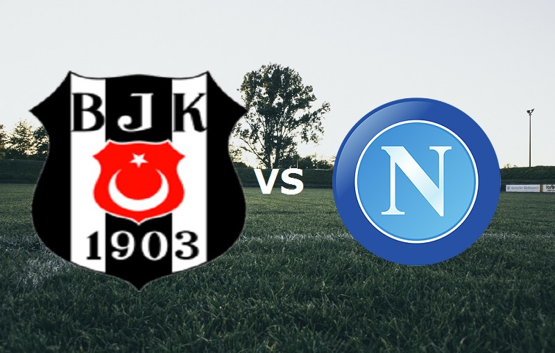 Besiktas Napoli streaming gratis. Dove v
