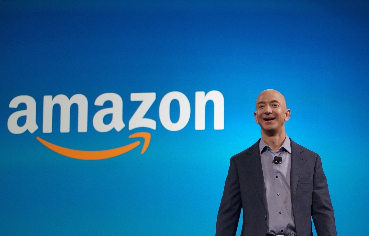 Bezos, l'uomo più ricco del mondo dell'e