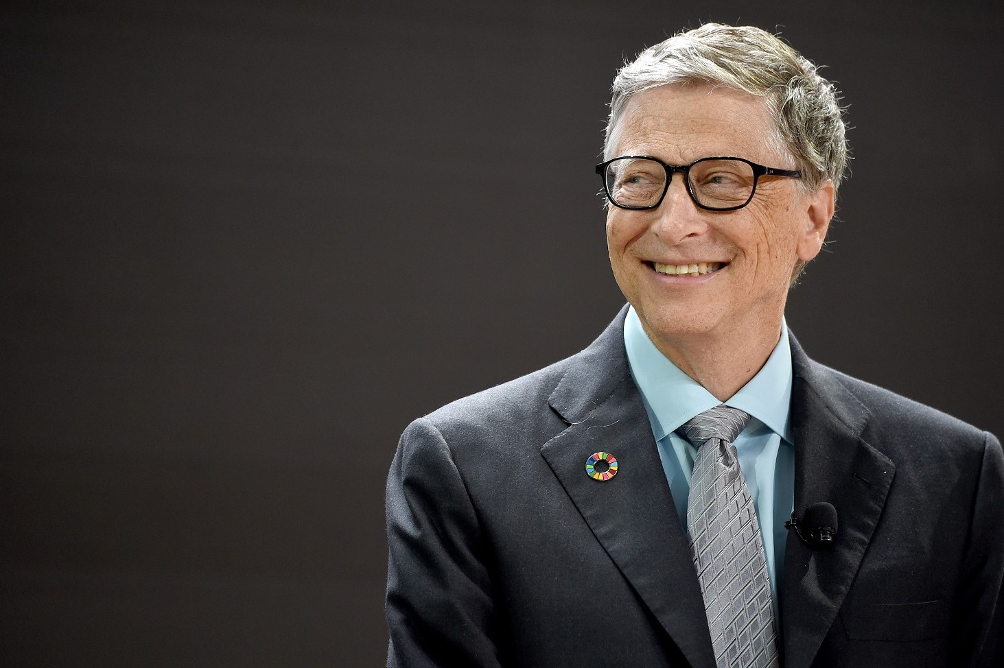 Bill Gates, mucca e galline mai viste in