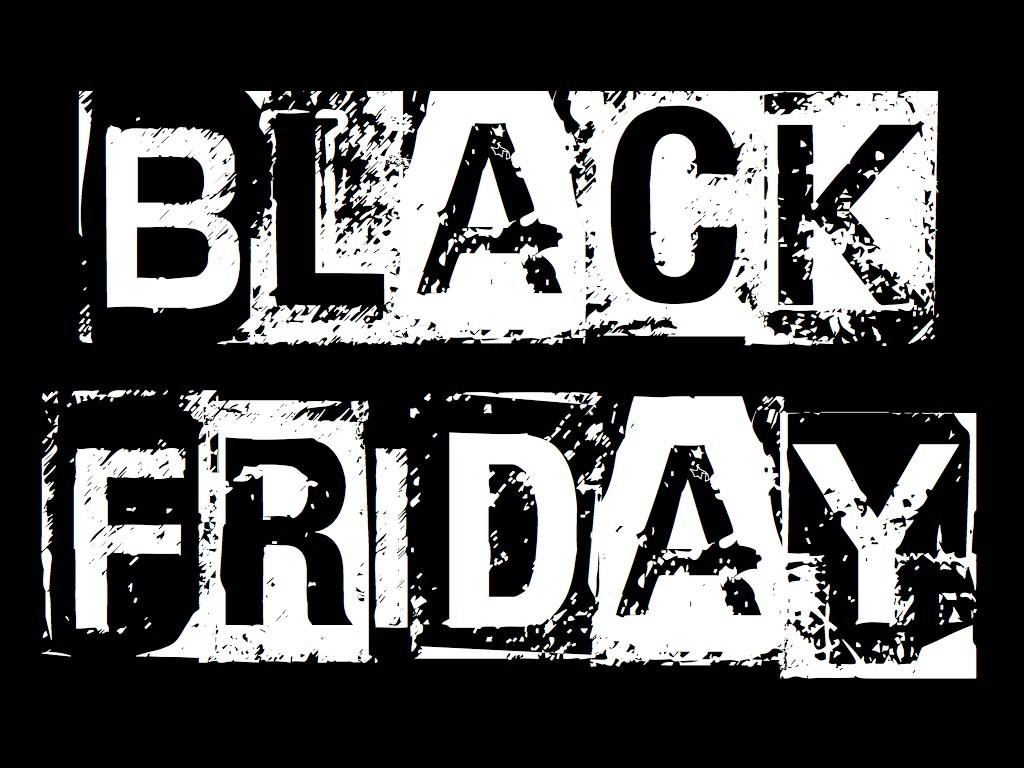 Black Friday offerte, sconti pomeriggio