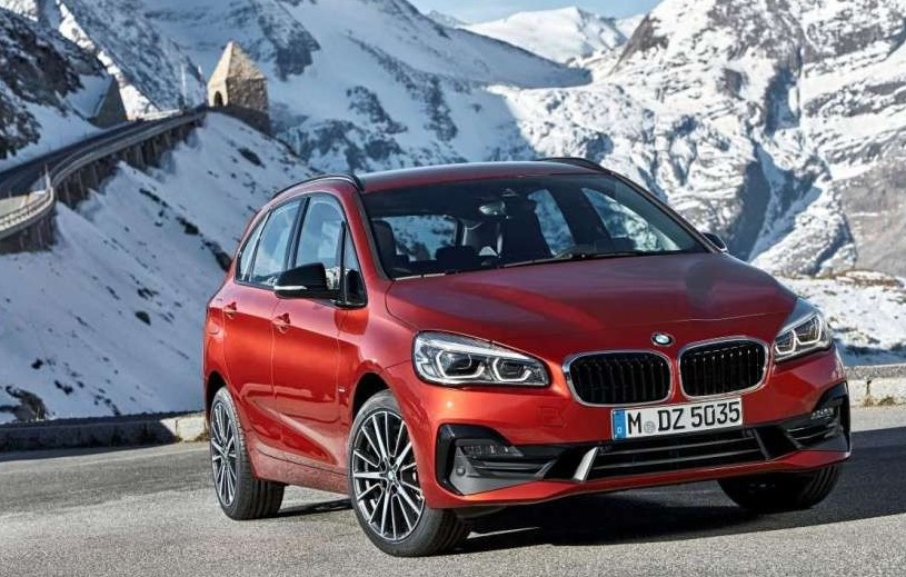 Bmw Serie 2 Active Tourer, Bmw X1 e Bmw
