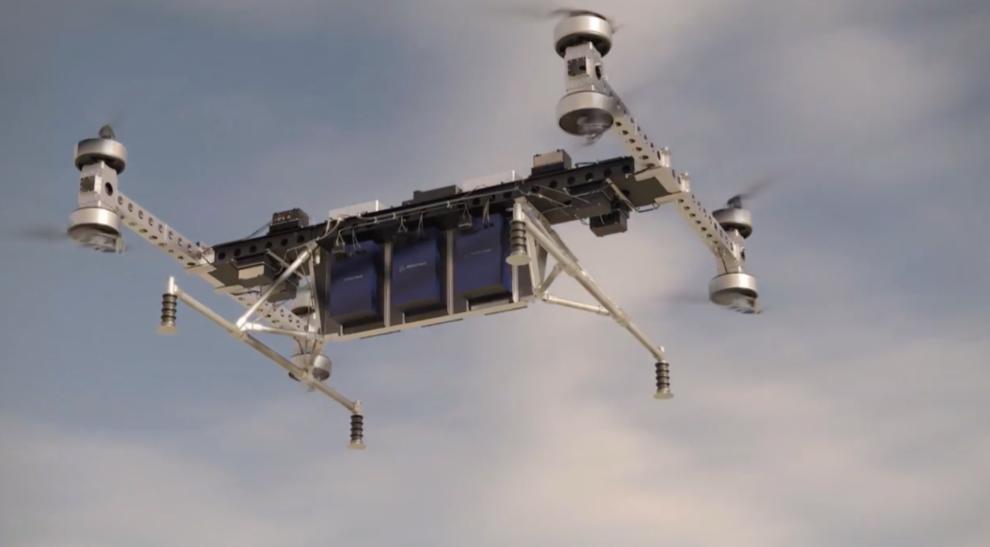 Il drone costruito per primo al mondo fu