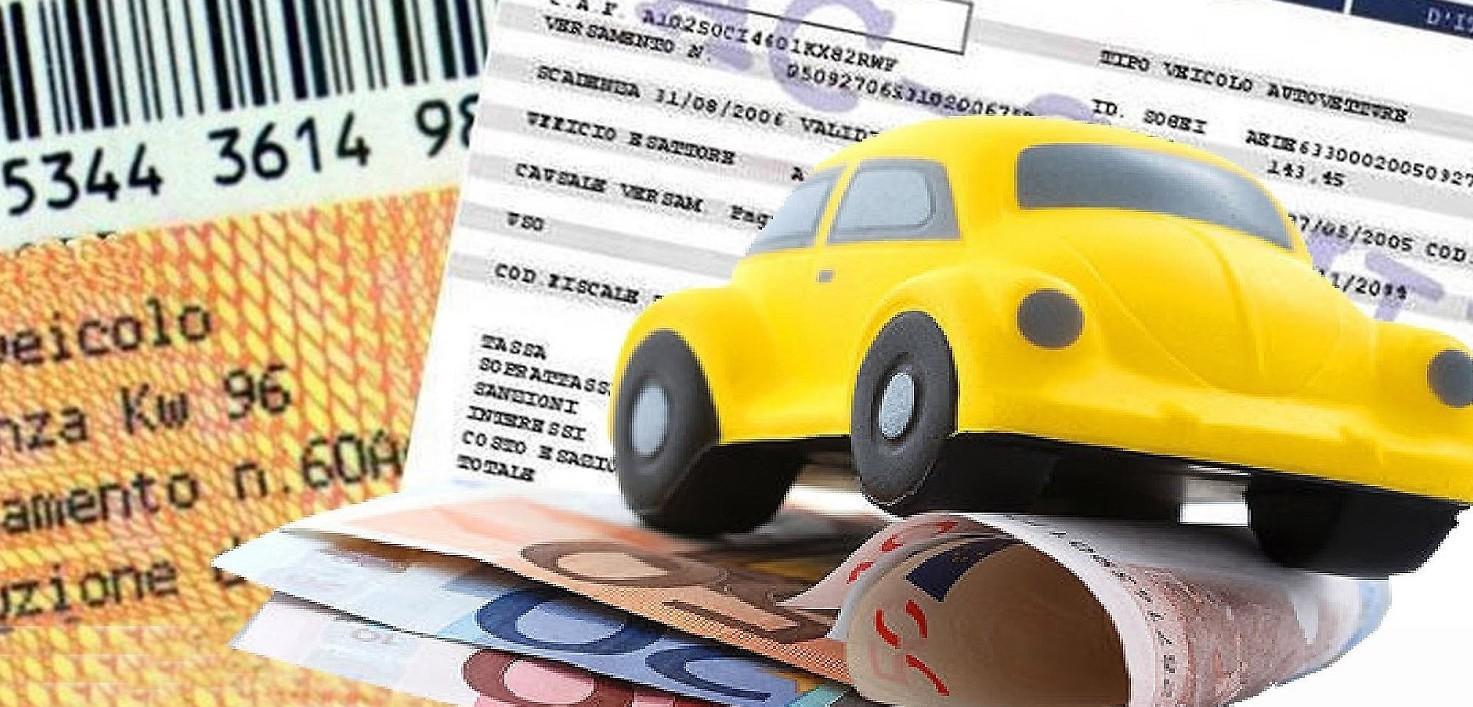 Bollo auto progressivo più alto costo co