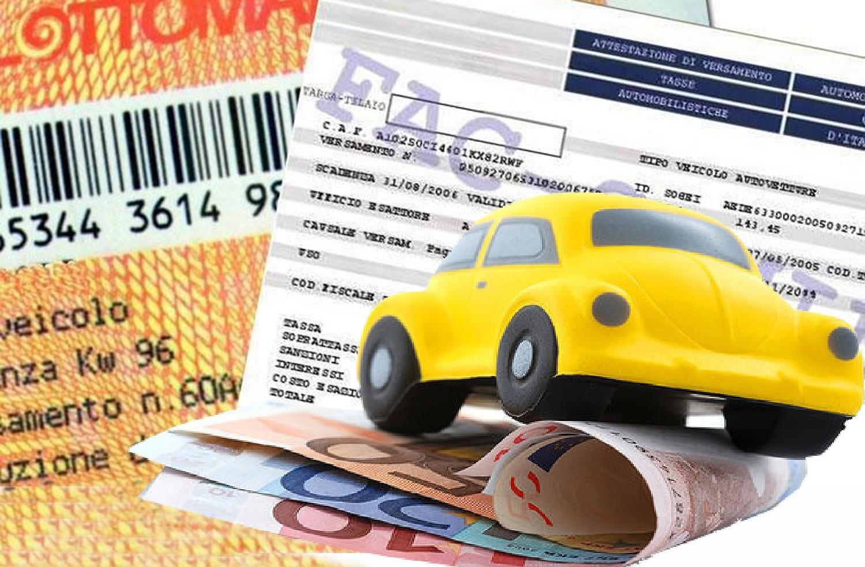 Bollo auto 2017: nuove regole ufficiali