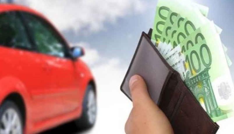 Bollo auto in base emissione costo in au